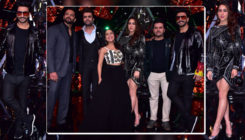 In Pics: Ranveer Singh and Sara Ali Khan on the sets of 'Indian Idol 10' to promote 'Simmba'