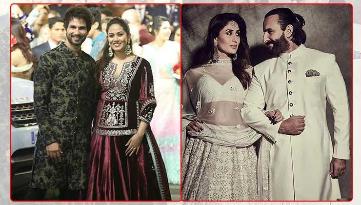 This is what happened when Kareena and Mira Rajput came face to face at Ambani-Piramal wedding