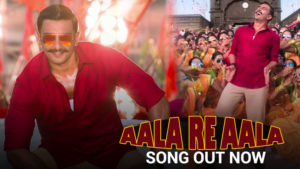 'Aala Re Aala' song: 'Simmba' Ranveer Singh shows his swag in this new energetic track