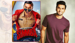 'Simmba' new poster is quirky and fun just like Ranveer Singh