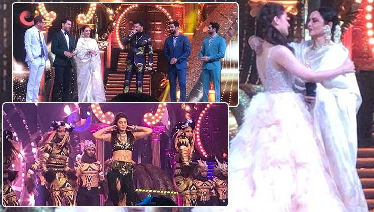 In Pics: Watch all the glitz and glamour at the Star Screen Awards 2018