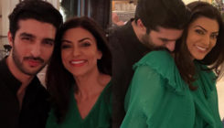 Rohman Shawl's adorable message for Sushmita will make you go aww!