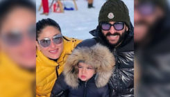 This new pic of Taimur Ali Khan from his Swiss vacay is stealing hearts