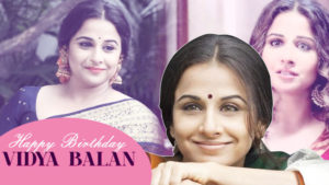 Happy Birthday Vidya Balan Top 5 Films