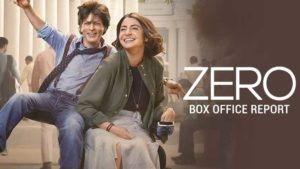 shah rukh khan zero first week collections box office report