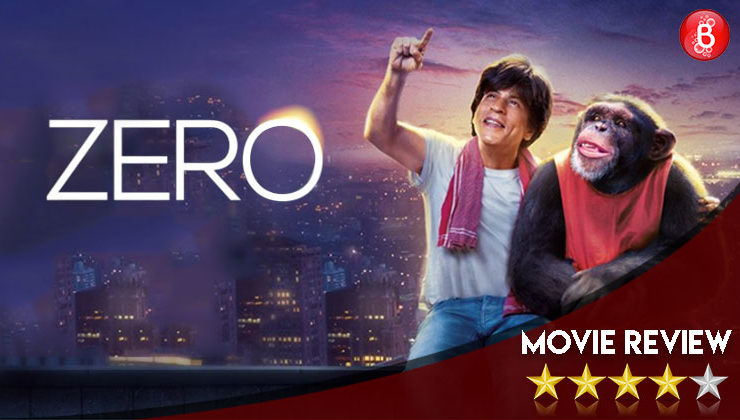 'Zero' Movie Review: An extraordinary experiment that entertains and excites