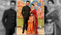 Aishwarya, Abhishek and Aaradhya are oozing class in this gorgeous family pic