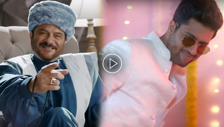 Anil Kapoor and Vicky Kaushal enact the troll comments on Netflix shows and we can't stop laughing