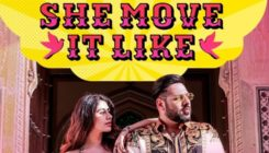 'She Move It Like': Warina Hussain slays with her sensual moves in this Badshah's song