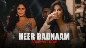 'Zero's 'Heer Badnaam' song: This song shows us the emotional and vulnerable side of Katrina