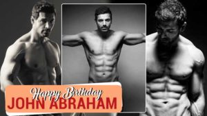 Happy Birthday John Abraham: Here are some unknown facts about him