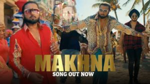 Yo Yo Honey Singh Makhna song