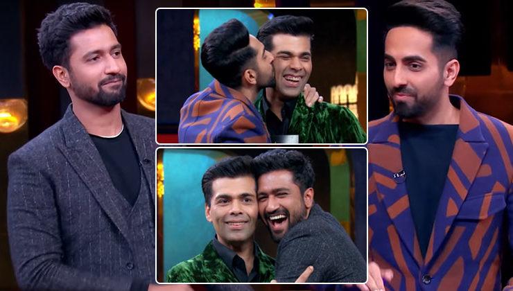 'Koffee With Karan 6': Ayushmann Khurrana and Vicky Kaushal's episode promises to be a laugh riot