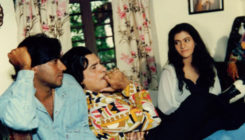 Ajay Devgn mourns death of Kader Khan with a throwback picture