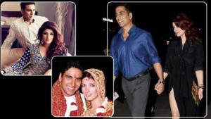 In Pics: Akshay Kumar and Twinkle Khanna's 18 years of marital bliss