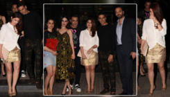 In Pics: Akshay and Twinkle rang in wedding anniversary with Bobby Deol and others