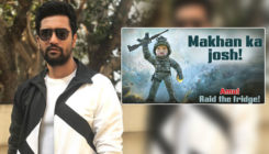 Amul pays tribute to 'Uri'; Vicky Kaushal says what an utterly butterly honour