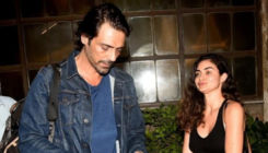 Arjun Rampal posts a picture with rumoured girlfriend Gabriella; clarifies it's not his wedding