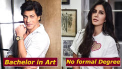 21 Bollywood celebrities with surprising educational qualifications