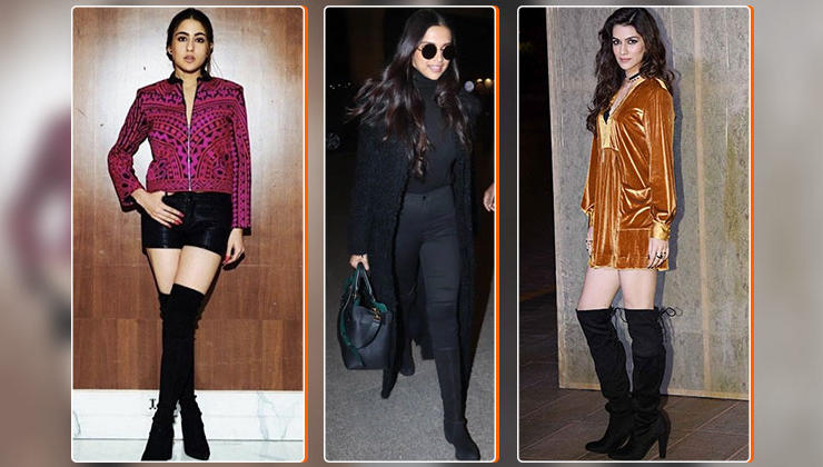 5 Bollywood celebrities who rocked the boot trend