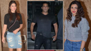 In Pics: Salman, Jacqueline, Daisy and others reunite at Ramesh Taurani's birthday bash