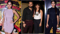 'Why Cheat India': Emraan Hashmi attends screening with wife Parveen Shahani