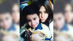 Watch: Ekta Kapoor and her nephew Laksshya are singing a song and it is too cute to miss!