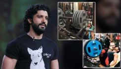 Watch: Farhan Akhtar prepping in full swing for upcoming sports drama 'Toofan'