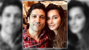 farhan message shibani instagram