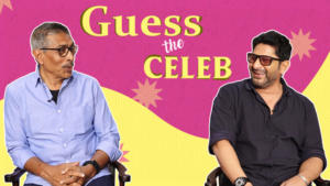 Arshad Warsi and Prakash Jha indulge in a game of 'Guess The Celeb'