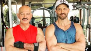 Hrithik Roshan Reveals Rakesh Roshan Diagnosed Cancer