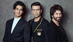 'KWK 6': Shahid Kapoor opens up on Ishaan and Janhvi's dating rumours