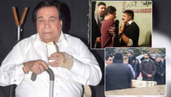 In pics and videos: Kader Khan's sons and fans pay final respects at his funeral in Canada