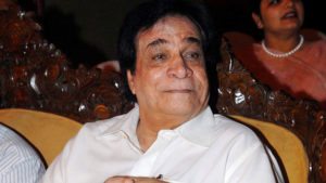Kader Khan's mortal remains