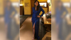 OOTD: Kareena Kapoor in a sassy wrap gown oozes glamour