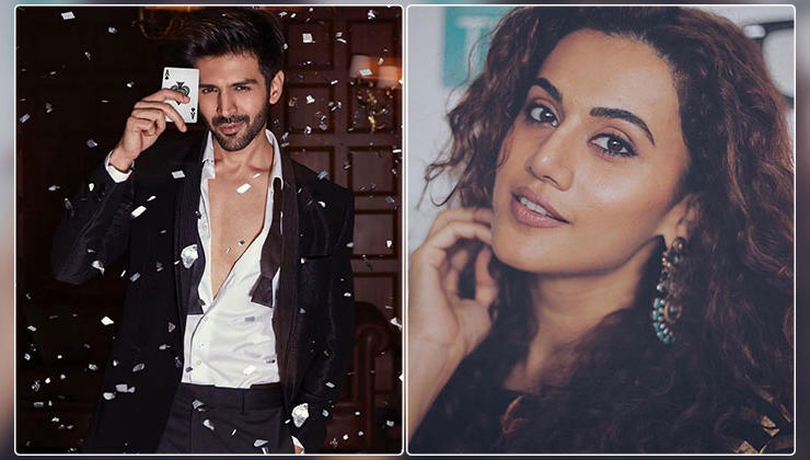 EXCLUSIVE: Did Kartik Aaryan get Taapsee Pannu removed from 'Pati, Patni Aur Woh' remake?