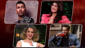 'Koffee With Karan' Controversy: Celebs that made controversial statements