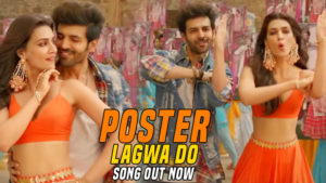 'Poster Lagwa Do' Song: Kartik and Kriti set the dance floor on fire with their sizzling chemistry