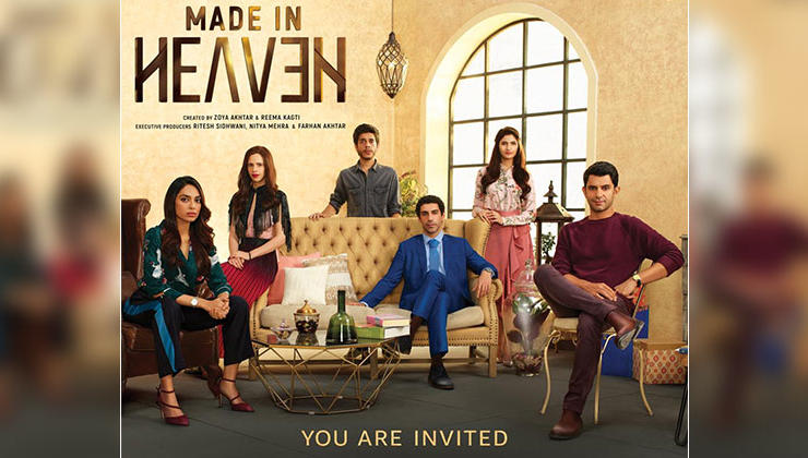 Farhan Akhtar unveils first look of Prime Original Series 'Made in Heaven'