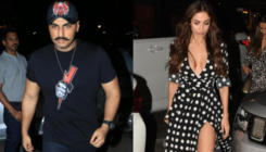 In Pics: Arjun Kapoor and Malaika Arora spotted on a dinner date