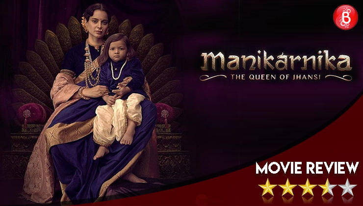 'Manikarnika' Movie Review: Kangana Ranaut's stellar performance is filled with blood, fire and tears