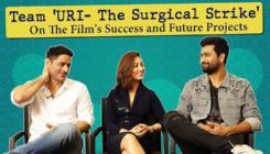 Mohit Raina, Yami and Vicky Kaushal talk about the success of 'URI: The Surgical Strike'
