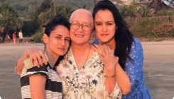 Amidst cancer treatment, Nafisa Ali welcomes New Year in Goa with family