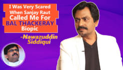 Nawazuddin Siddiqui: I was very scared when Sanjay Raut called me for the Bal Thackeray biopic