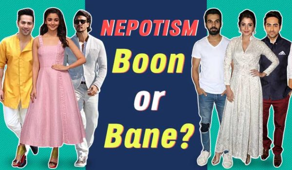 Is nepotism a boon or bane for Bollywood?