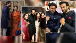 Inside Pics and Videos: Prabhas, Anushka, Rana and others had a gala time at SS Rajamouli's son Karthikeya's wedding