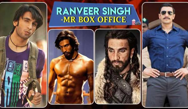 Ranveer Singh's journey from potential stardom to Mr Box Office