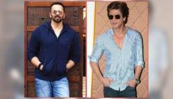 Rohit Shetty opens up on reports of his tiff with Shah Rukh Khan