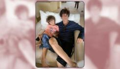 Shah Rukh Khan's latest photo with AbRam is the cutest thing on the internet today
