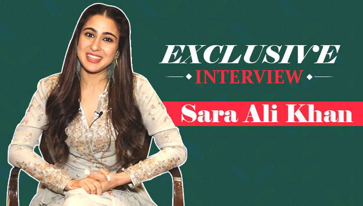 Exclusive: In conversation with Sara Ali Khan for the success of film 'Kedarnath'